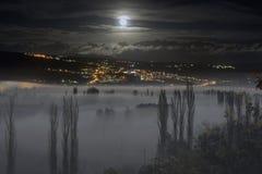 Maanlicht Stock Foto's