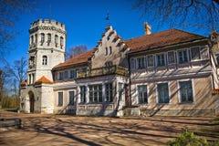 Maarjamae Castle In Tallinn Stock Photos
