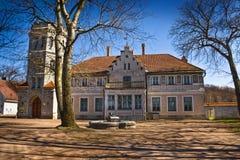 Maarjamae Castle in Tallinn Royalty Free Stock Photo