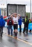 Maart, 3de 2015 harmoniemarathon in Genève zwitserland Royalty-vrije Stock Foto's