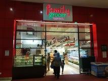 2 maart 2017, Kuala Lumpur Familiekruidenier in Selayang Royalty-vrije Stock Afbeeldingen