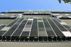 25 maart, 2015 - Petrobras, (de genationaliseerde oliemaatschappij van Brazilië) hoofdkwartier in Rio de Janeiro Royalty-vrije Stock Afbeelding