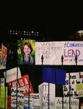 2018 Maart voor ons leven Washington D C tekens royalty-vrije stock afbeelding