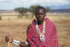 Maasai fotografía de archivo libre de regalías