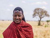 Maasai Fotografia de Stock Royalty Free