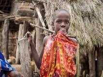 Maasai Obrazy Stock