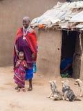 Maasai Fotografia Royalty Free