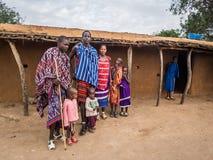 Maasai photographie stock libre de droits