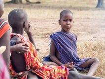 Maasai Zdjęcie Stock