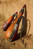 Maasai Behälter Stockfoto