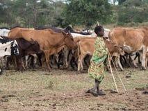 Maasai Royalty Free Stock Photo