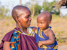 Maasai stock photography
