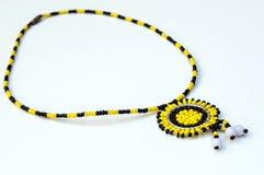 Maasai necklace Stock Images