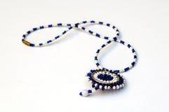 Maasai necklace Royalty Free Stock Photography