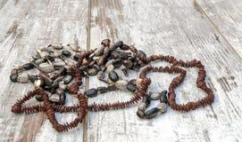 Maasai necklace Stock Photography