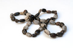 Maasai necklace Royalty Free Stock Photo