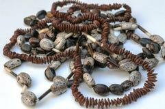 Maasai necklace Stock Image