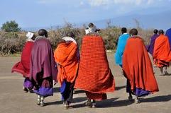 Maasai People Stock Photography