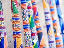 Maasai rungu 免版税库存图片