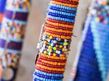 Maasai-rungu Lizenzfreie Stockfotos
