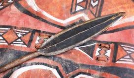 Maasai Spear Head. Royalty Free Stock Photos
