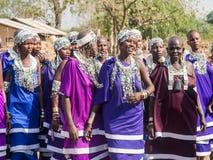 Maasai w Tanzania Zdjęcia Royalty Free