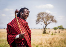 Maasai Royalty Free Stock Photos