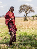 Maasai Royalty Free Stock Images