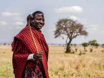 Maasai Stock Photo