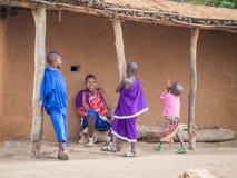 Maasai Stock Image