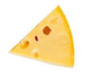 Maasdam cheese Royalty Free Stock Photos
