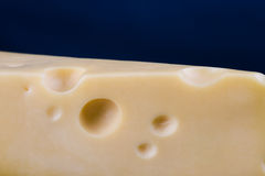 Maasdam cheese Royalty Free Stock Photography