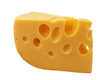 Maasdamer cheese Royalty Free Stock Photography