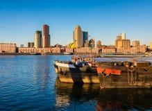 Maashaven Rotterdam Stock Image