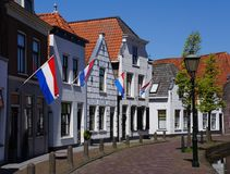 Maasland, fumier Delfland, Pays-Bas Images stock