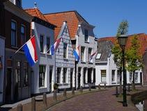 Maasland Midden Delfland, Nederländerna Arkivbilder