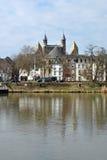Maastricht - basílica de nuestra señora Fotos de archivo