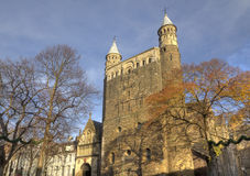 Maastricht, Basilica of Our Lady Stock Image