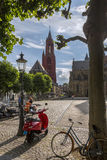 Maastricht - die Niederlande Lizenzfreie Stockbilder