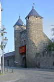 Maastricht Hells Gate (Helpoort) Stock Photography