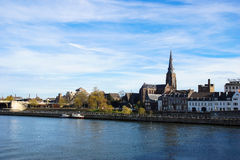 Maastricht, Hollande Image stock