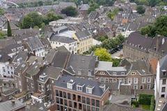 Maastricht houses Stock Photo