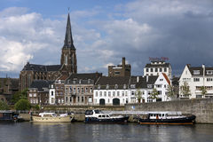 Maastricht - Limburg - The Netherlands Royalty Free Stock Images