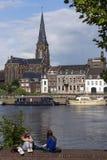 Maastricht - Limburgo - los Países Bajos Imagen de archivo libre de regalías