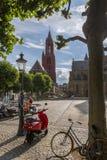 Maastricht - los Países Bajos Imágenes de archivo libres de regalías