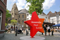 Maastricht Meet Europe Stock Images