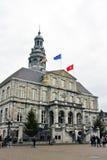 Maastricht, Nederland - Huis in de stad Stock Afbeeldingen