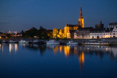 Maastricht, Netherlands Royalty Free Stock Images