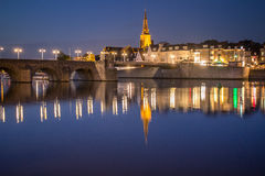 Maastricht, Netherlands Stock Images