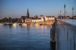 Maastricht, Netherlands Royalty Free Stock Photo